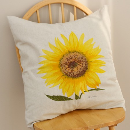 Supporters linen cut) Sunflower