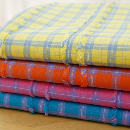 Wool fabrics can be dyed 20) Suites Check (4 species)