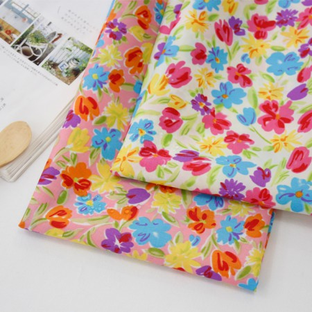 Significantly -PU polyurethane waterproof double-sided single one thousand won) bright spring (2 species)