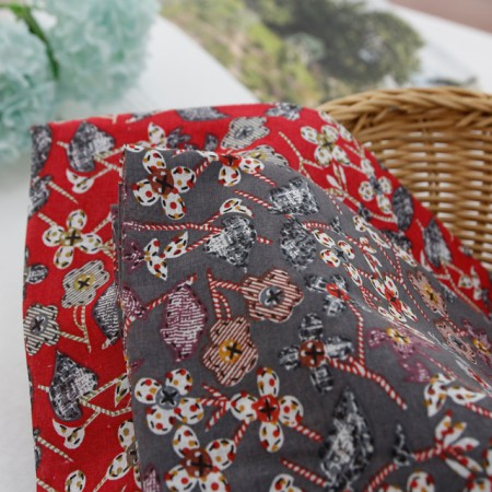 Asa fabric can dramatically -60) Limoges Flower (two kinds)