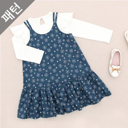 Patterns-Children) Children Dress [P719]