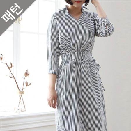 Women Patterns-) Women's Dress [P731]