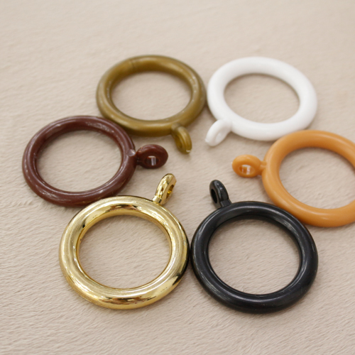 10ea) curtain ring (15mm imitation compression rods) 5 jong