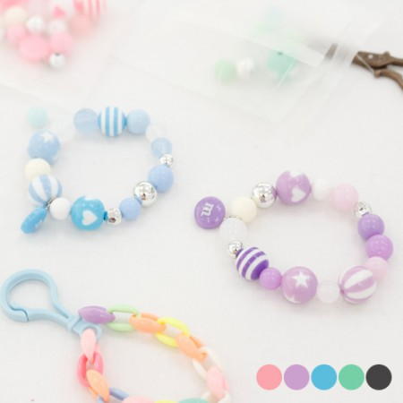 Beads package) DIYbracelet (5 species)