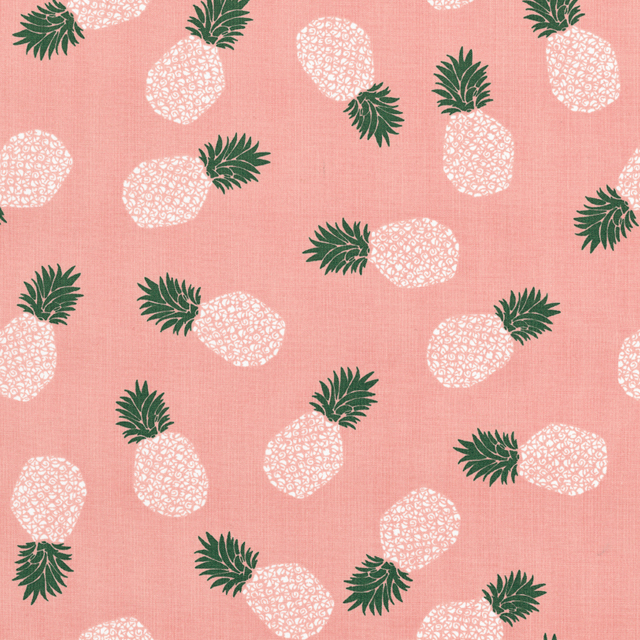 Cotton 20) Pineapple (2 kinds)