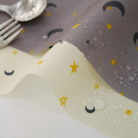 Large - waterproof one thousand won) Starry night (two kinds)