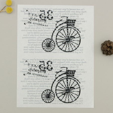 Paper transfer paper) Cycle 35