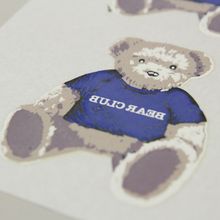 Paper transfer) Little Bear