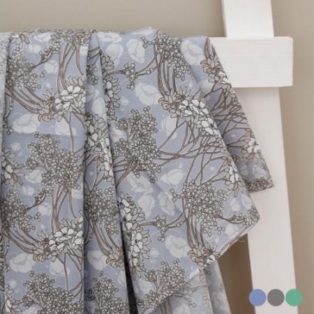 Largely-asa fabric) Lobelia (3 kinds)