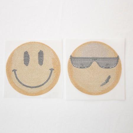 Hot fix) Gold emoticons (2 kinds)