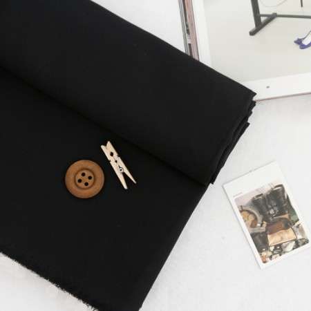 Large-poly blend fabric) Honey Black