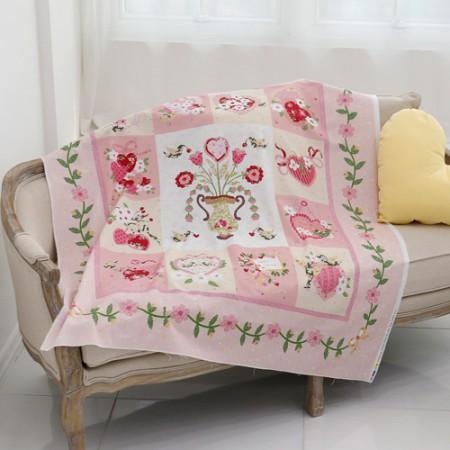 Premium DTP Cut Support Team) Cutie Flower Patch