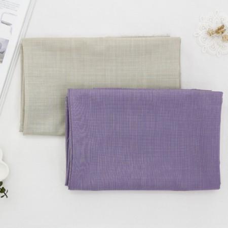 Large-poly blend fabric) Jasmine (2 kinds)