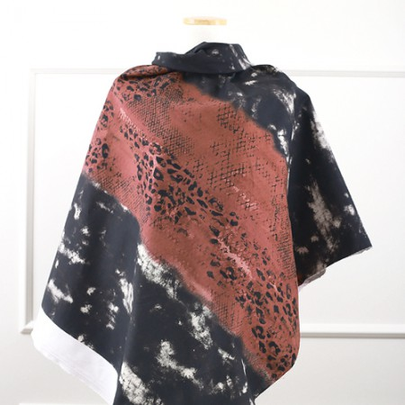 20 Sutil cotton span) Leopard (Brown)