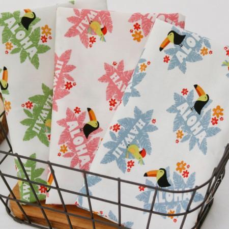 20 horizontal staffs) Aloha tukan (3 kinds)