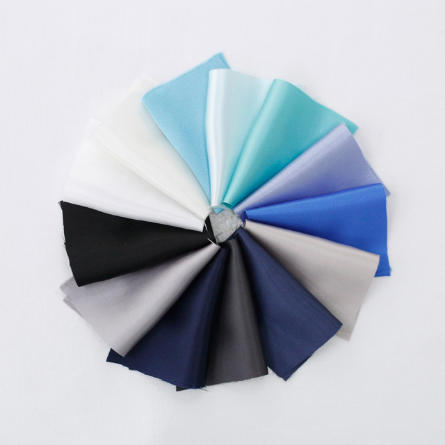 Satin) Sharon Satin - Blue series (13 species)