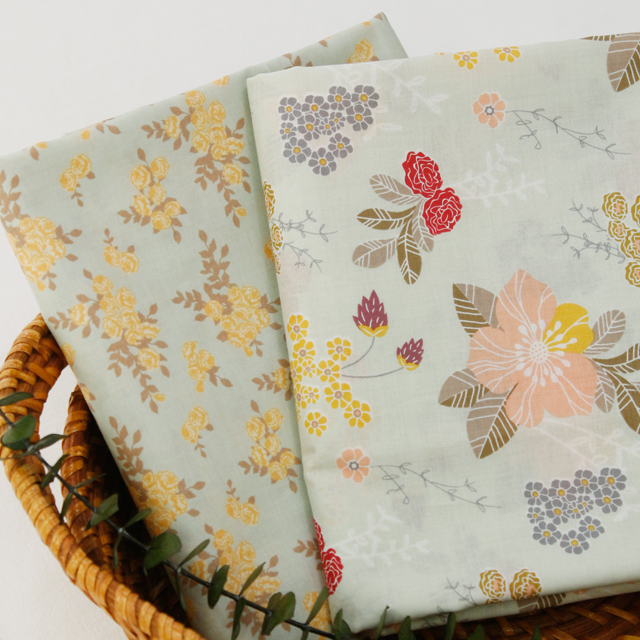 -60 water asa cloth) Natural flower (two kinds)