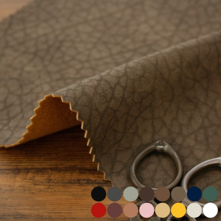 Largely-imported artificial leather fabric) Elephant (16 kinds) [TS-20010]