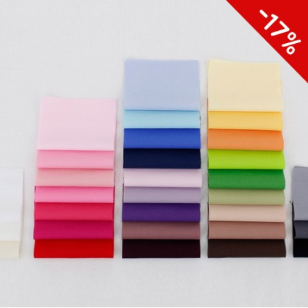 (40 kinds of cotton twill plain fabric) Twill series (32 kinds)