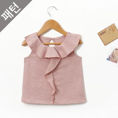 Patterns-Children) Children T-shirt [P894]