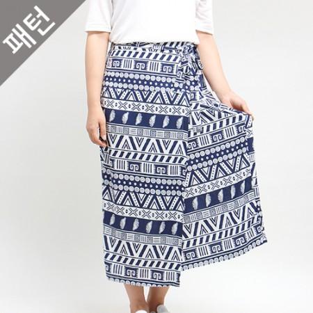 Patterns-Children) Female Skirt [P657]