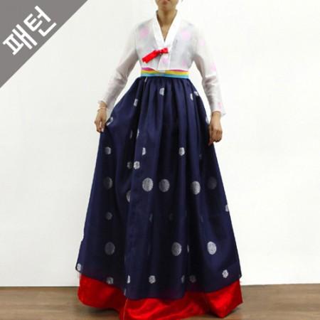Patterns - Women) Hanbok [P710]