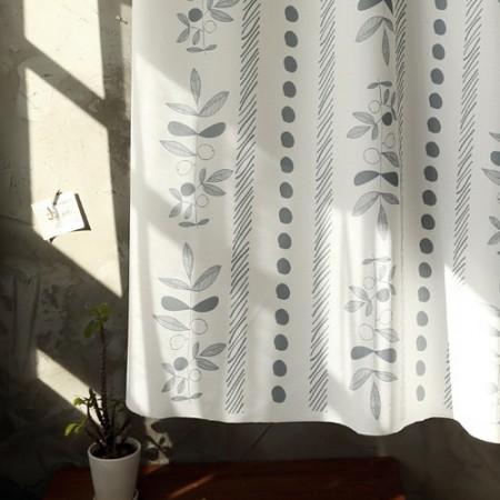 Large-classy linen) Moonlight Garden [001]