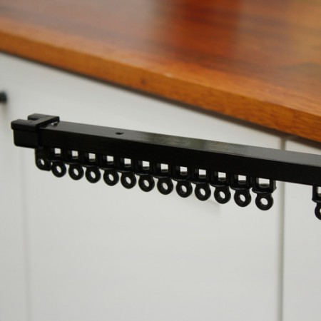 Powder sheeting rails (Black)
