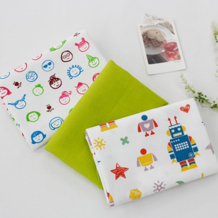 20 woven cloth) Baby Robot (3 kinds)