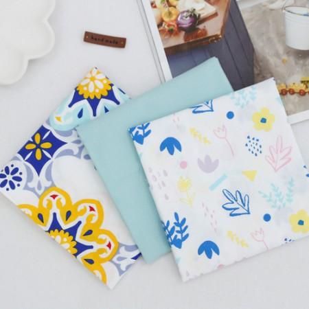 20 woven fabrics) Rainy days (3 species)