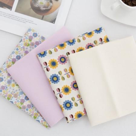 20 woven cloth) Violet Love (4 kinds)