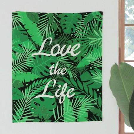 Classy linen cut paper) Love the life