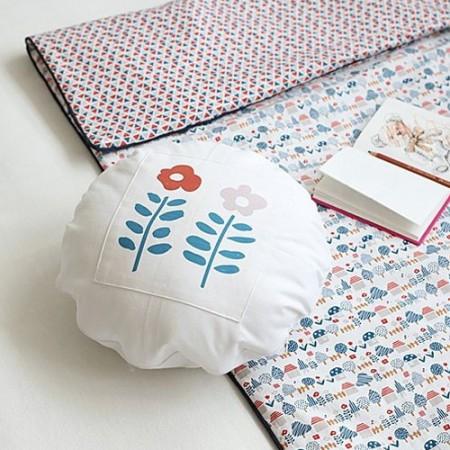 Classy linen cut paper) La maison tami (two kinds)