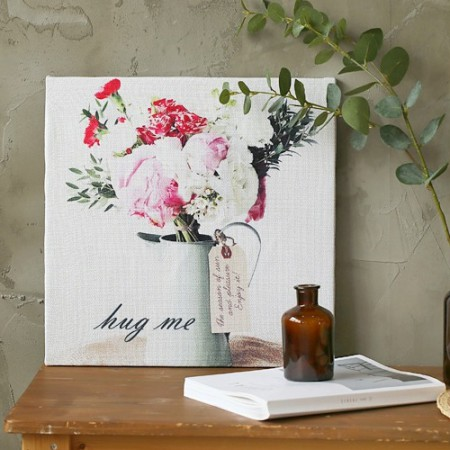 Classy linen cut paper) Blooming Mi