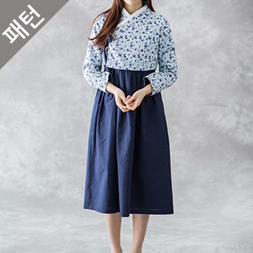 Patterns - Women) Hanbok [P920]