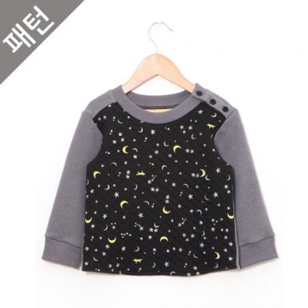 Patterns-Children) T-shirt [P852]