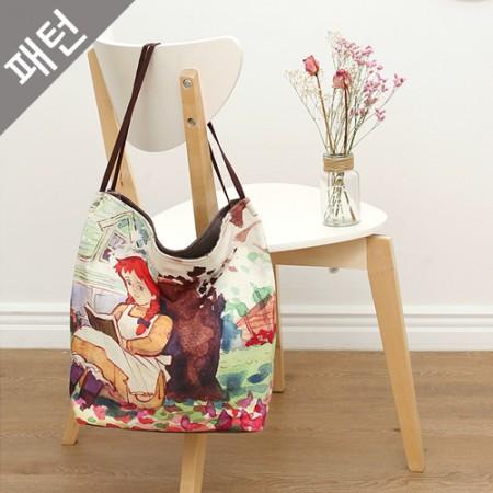Patterns-Props) Shoulder Bag [P922]