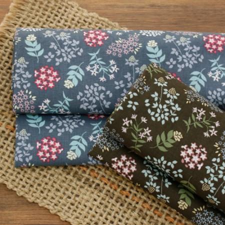 20 woven fabrics) Small flower garden (2 kinds)