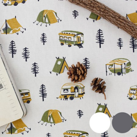 20 water oxford fabric) Forest camping (two kinds)