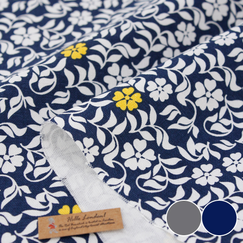 Twenty oxford fabric) Flower vine (two kinds)