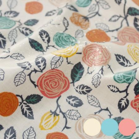 Largely-TPU laminate fabric) rose bark (3 kinds)