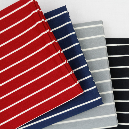 20 number oxford fabric) Young stripe (four kinds)