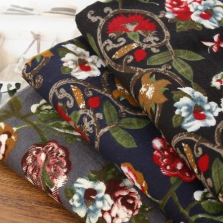 Wool-wool fabrics) Amore (3 kinds)