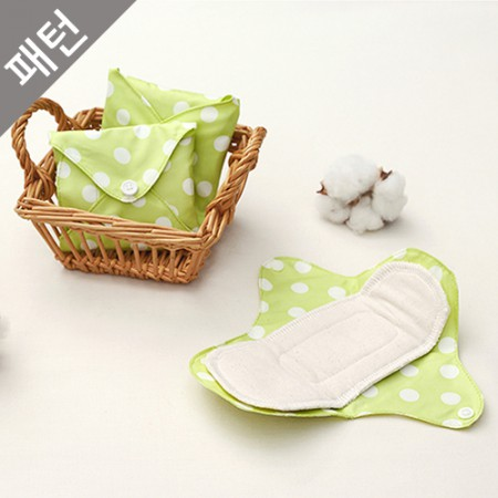 Patterns-Props) Detachable sanitary napkin [P944]