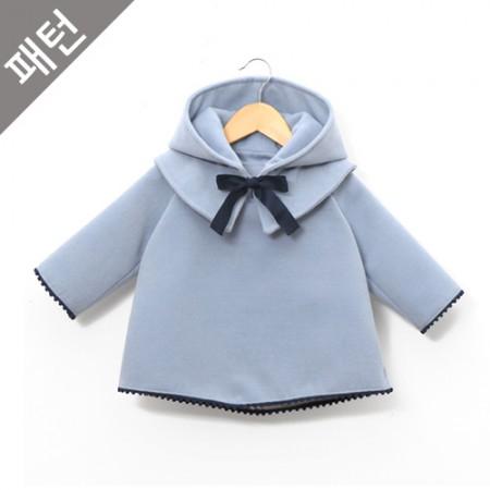 Patterns-Children) Children Coat [P847]