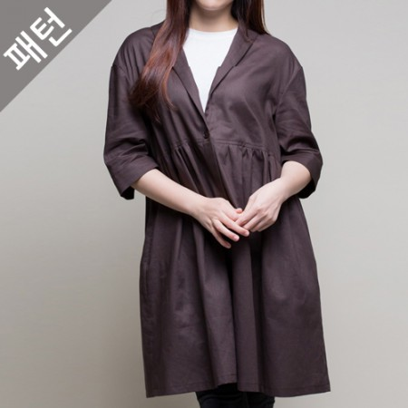 Patterns - Female) Female Jacket [P930]