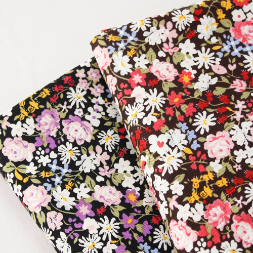 20 number oxford fabric) Flower party (two kinds)