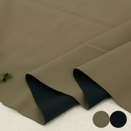 Large-sized rayon fabrics) Black Khaki (2 species)