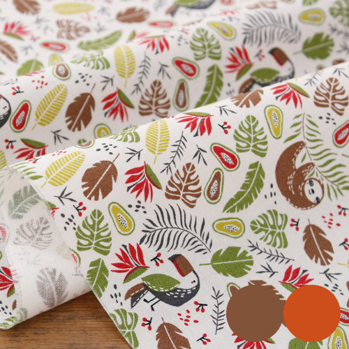 20 wooze fabric) Aloha Friends (2 kinds)