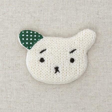 Knitting Cutie Bear